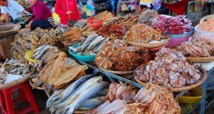 chợ hải sản quy nhơn