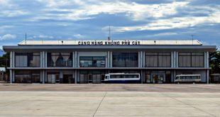 sân bay quy nhơn cách thành phố quy nhơn bao xa